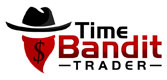 Many Ways To Trade - Time Bandit Trader Logo